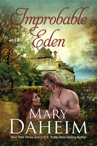 Improbable Eden, Mary Daheim, Romance, Historical