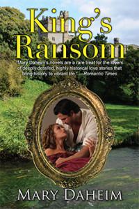 King's Ransom, Mary Daheim, Romance, History
