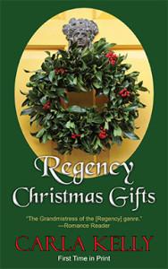 Regency Christmas Gifts, Carla Kelly, Romance