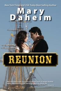 Reunion, Mary Daheim, Historical, Romance, Civil War