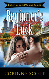 Beginner's Luck, Corinne Scott, Romance, O'Brien