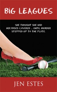 Big Leagues, Jen Estes, Cat McDaniel, Sports, Murder, Mystery