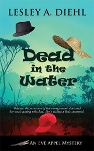 Dead in the Water, Lesley A. Diehl, Eve Appel, Mystery