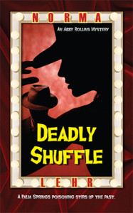 Deadly Shuffle, Norma Lehr, Abby Rollins, Mystery