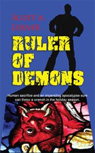 Ruler of Demons, Scott A. Lerner, Samuel Roberts, Thriller