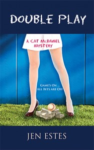 Double Play, Jen Estes, Cat McDaniel, Mystery