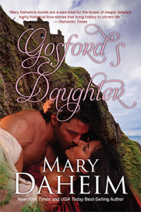 Gosford's Daughter, Mary Daheim, Romance, History