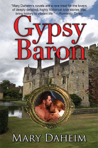 Gypsy Baron, Mary Daheim, Romance
