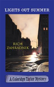 Lights Out Summer, Rich Zahradnik, Mystery, Thriller, Coleridge Taylor