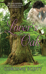 Lover's Oak, Corinne Scott, Romance
