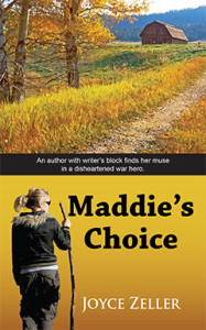 Maddie's Choice, Joyce Zeller, Romance, Contemporary