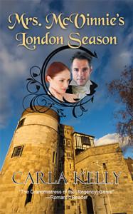 Mrs. McVinnie's London Season, Carla Kelly, Romance, Regency
