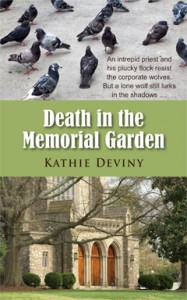 Death in the Memorial Garden, Kathie Deviny, Religion, Seattle