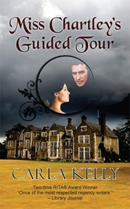 Miss Chartley's Guided Tour, Carla Kelly, Regency, Romance
