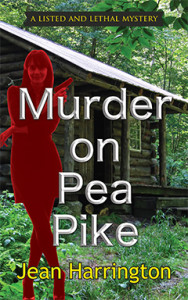Murder on Pea Pike, Jean Harrington, Listed and Lethal, Mystery, Romance