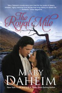 The Royal Mile, Mary Daheim, Romance