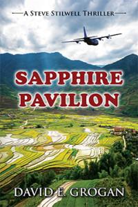 Sapphire Pavilion, David E. Grogan, Steve Stilwell, Thriller