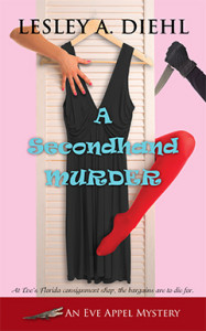 A Secondhand Murder, Lesley A. Diehl, Eve Appel, Mystery