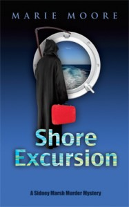 Shore Excursion, Marie Moore, Murder, Mystery, Travel