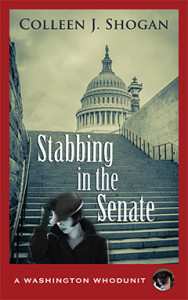 Stabbing in the Senate, Colleen, J Shogan, Washington Whodunit