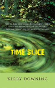 Time Slice, Kerry Downing, Science, Fiction, Sci-Fi