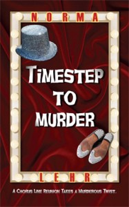 Timestep to Murder, by Norma Lehr