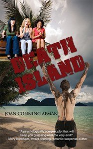 Death Island, Joan Conning Afman, Murder, Suspense, Reality TV, Pyschopaths