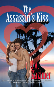 The Assassin's Kiss, J.A. Kazimer, Suspense, Romance, Assassin's series