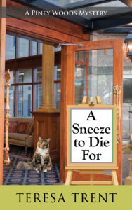 A Sneeze to Die For, by Teresa Trent