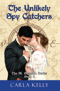 Unlikely Spy Catchers, by Carla Kelly