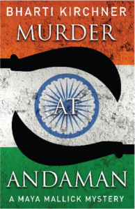 Murder at Andaman, by Bharti Kirchner