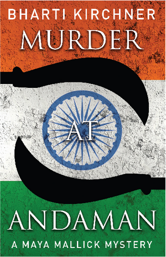 Murder Andaman Book Cover