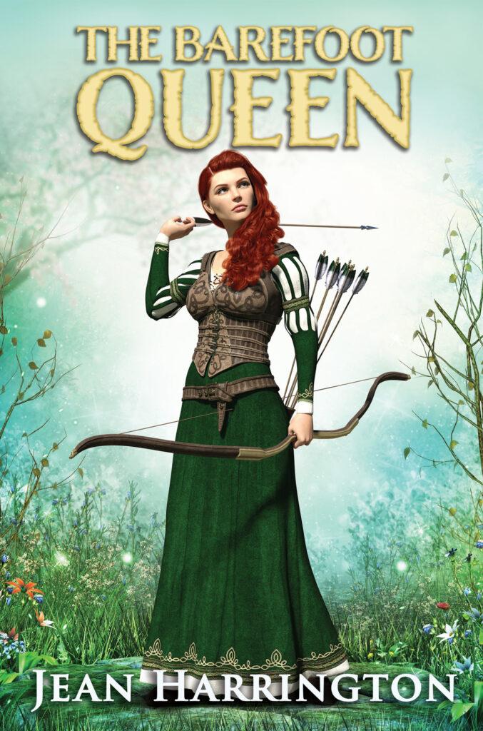 Barefoot Queen_Front Cover_eBook