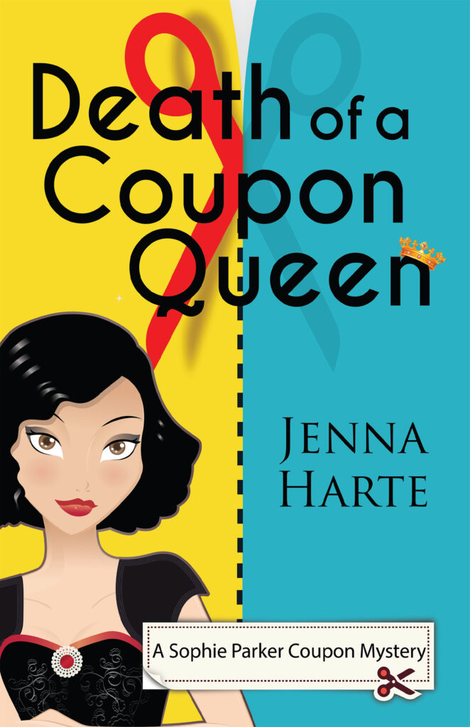 Death of a Coupon Queen_Front Cover_eBook