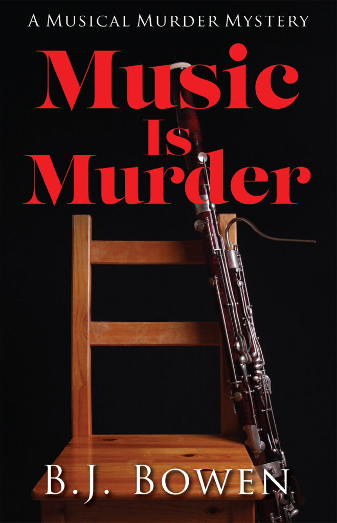 Music is Murder_Front Cover_eBook